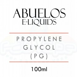 Abuelos  - Pure Base 100% PG - 100ml / 0mg