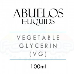 Abuelos  - Pure Base 100% VG - 100ml / 0mg