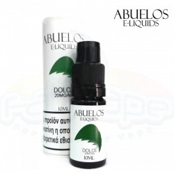 Abuelos - Pure Base DOLCE 10ml / 20mg
