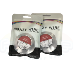 Crazy Wire - Fused Clapton Coil Wire Ni80 5 meters