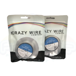 Crazy Wire - Fused Clapton Coil Wire Kanthal A1 5 meters