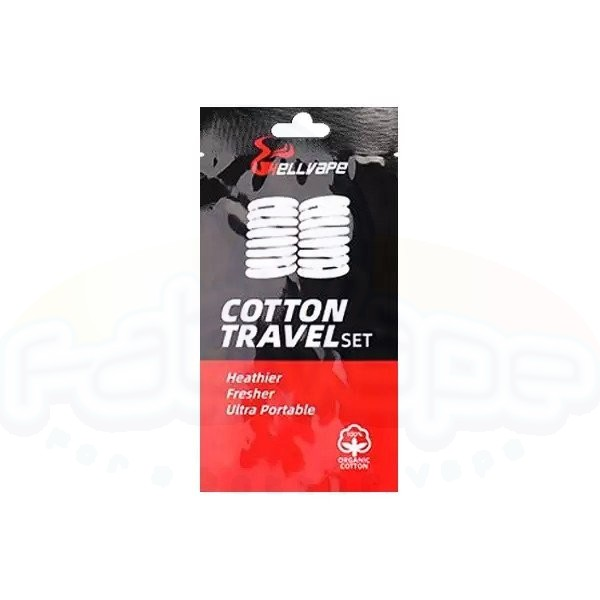 Cotton Travel Set