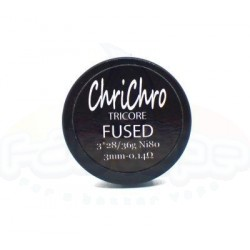 ChriChro - Ready handmade coils Tricore Fused Ni80 0.14ohm