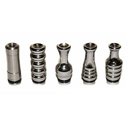 Drip Tips Stainless Steel
